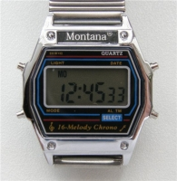 Легендарные часы Montana (Монтана)